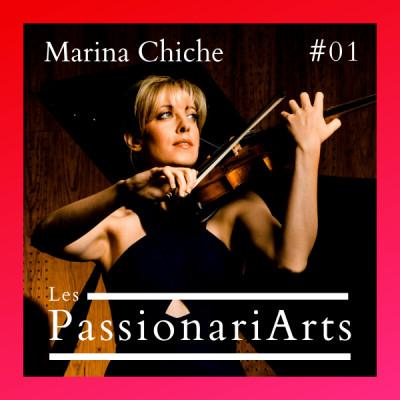 #01 Marina Chiche, musicienne - Modèles féminins, interprétation et prise de conscience cover