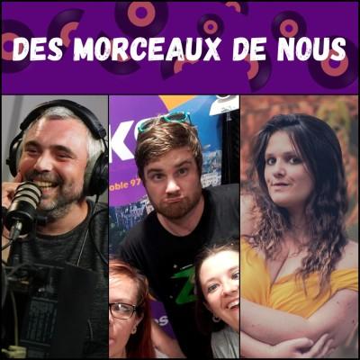 Des morceaux de Nous #027 - Chanter n'est pas leur métier ! [06/01/2021] cover