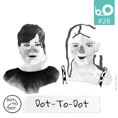 Episode 26: Dot-To-Dot Magazine cover
