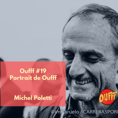 Oufff #19 - Portrait de Oufff -  Michel Poletti cover