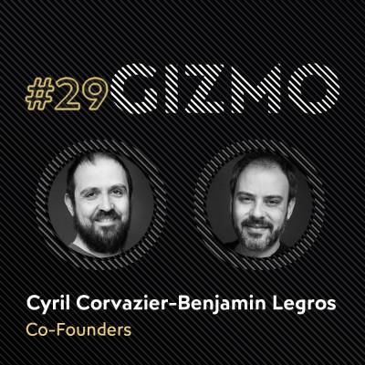 #29 - Benjamin Legros & Cyril Corvazier -Co-Founders - Mercenaries cover