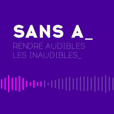 Rendre Audibles les Inaudibles - Sans A_ cover