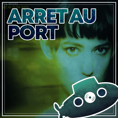 ARRET AU PORT - Meg Meyers - Take me to the disco cover