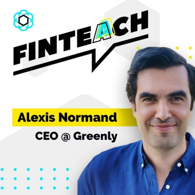 #11 - Alexis Normand - Greenly cover