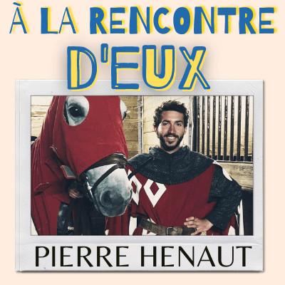 #3. Pierre Henaut - Chevalier au Puy du fou cover
