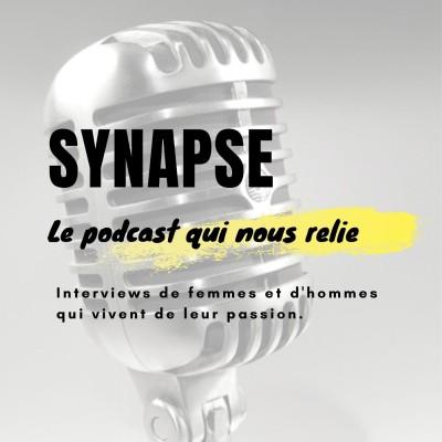 Synapse, le podcast qui nous relie cover