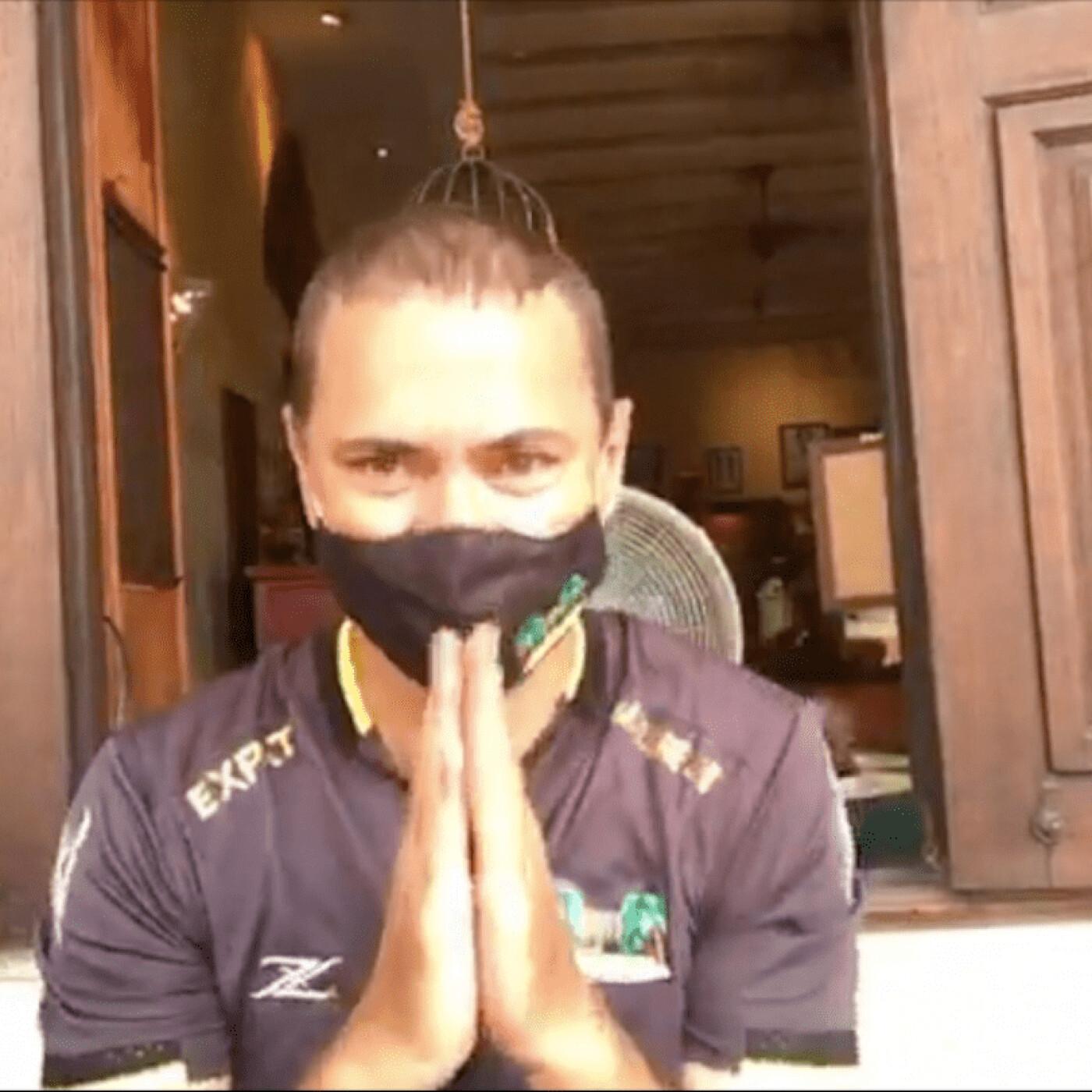 Romain en Thaïlande parle de sa chaine Twitch Expat Malgré lui - 01 10 2021 - StereoChic Radio