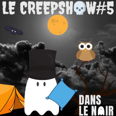 Creepshow 5 - Horreur : Ciel noir, Youtubeur et Netflix ! cover