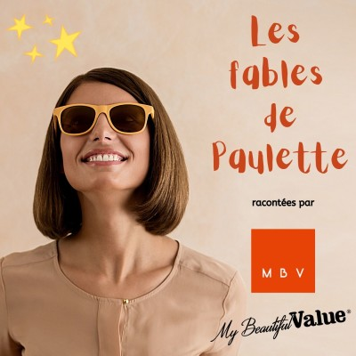 Les Fables de Paulette cover