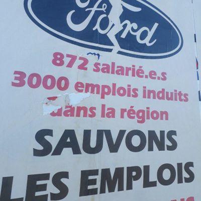 image A Ford Blanquefort, les syndicalistes mobilisés malgré le fatalisme.