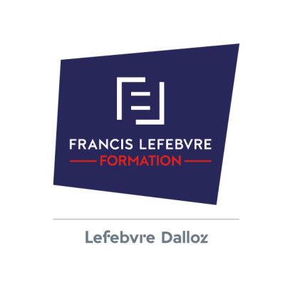 Francis Lefebvre Formation cover