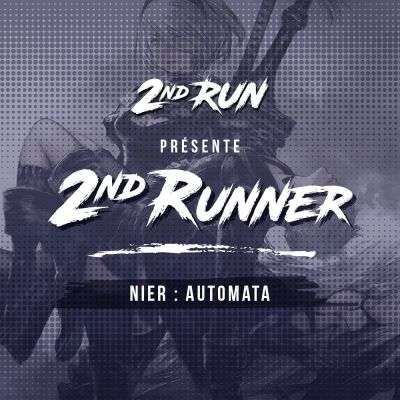 2nd Runner #1 : Nier Automata cover