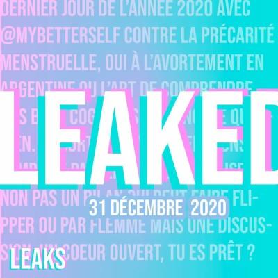 Bye 2020, la veille stylée du 31/12/2020 - Leaked #16 cover