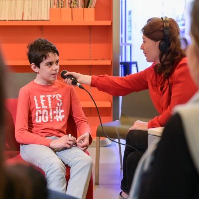 Bayam : Délibération du Podcast Jeunesse - Jury des enfants