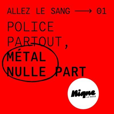 Police partout, métal nulle part cover