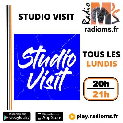 Studio Visit #6 - En interaction avec Art Sample cover