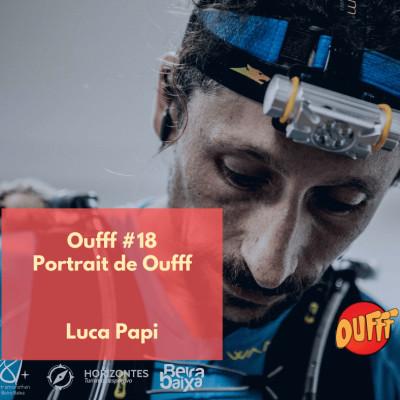 Oufff #18 - Portrait de Oufff - Luca Papi cover