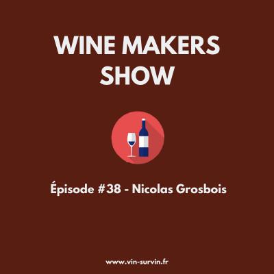 #38 - Nicolas Grosbois, Chinon cover