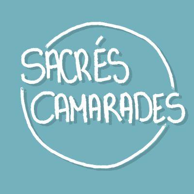 SACRÉS CAMARADES cover