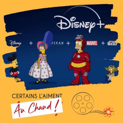"""AU CHAUD 5 Disney+ (ft. """"Adapte-moi si tu peux"""" et """"Celles qui"""") [Disney Plus] cover"""