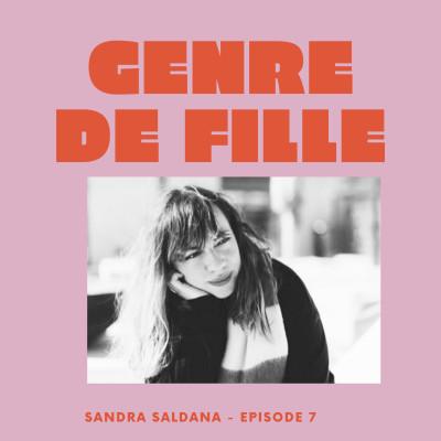#6 - Sandra Saldana, choisir l'astrologie et assumer ses dons cover
