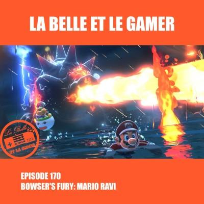 Episode 170: Bowser's Fury, Mario ravi cover