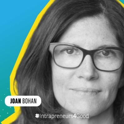 Joan Bohan, fondatrice de Dysnie chez Disney cover
