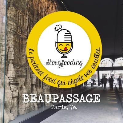 @Beaupassage, Paris 7e: Un espace de flânerie dans un food-court 17 étoiles.