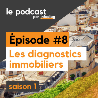 Les Diagnostics Immobiliers #8 cover
