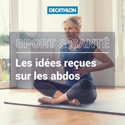 Thumbnail Image # 44 Sport et santé - Les idées reçues sur les abdos.