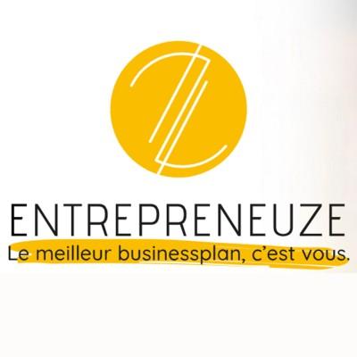 Bérengère Soyer et le webzine Entrepreneuze au micro de Pauline cover