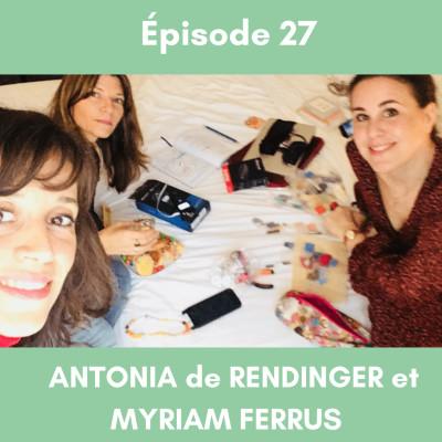 (27) CHEZ NOS GRANDS-PARENTS / avec Antonia De Rendinger et Myriam Ferrus cover
