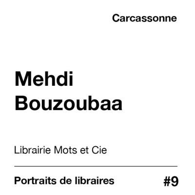 Portraits de libraires - Mots et Cie cover