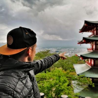 GreenWoodAntony raconte son voyage en Thaïlande - Globe Trotter 12 02 - Mars 2021 - StereoChic Radio cover