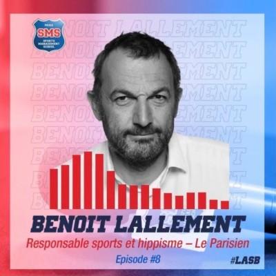 #8 Benoit Lallement - Responsable Sports et hippisme - Le Parisien cover