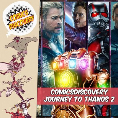 image ComicsDiscovery S2Bonus Journey To Thanos : Phase 2