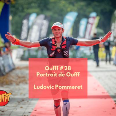 Cover' show Oufff #28 - Portrait de Oufff - Ludovic Pommeret