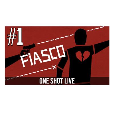 [FR] #JDR - FIASCO 💰 ONE SHOT #1 cover