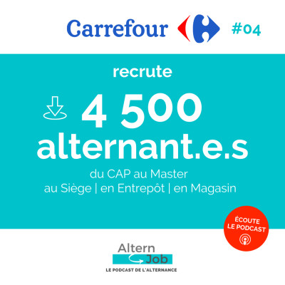 Anne-Laure Poquet, CARREFOUR - Ep04 cover