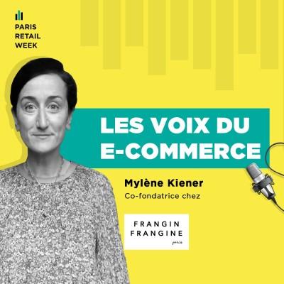 Mylène Kiener, Co-fondatrice chez Frangin Frangine cover