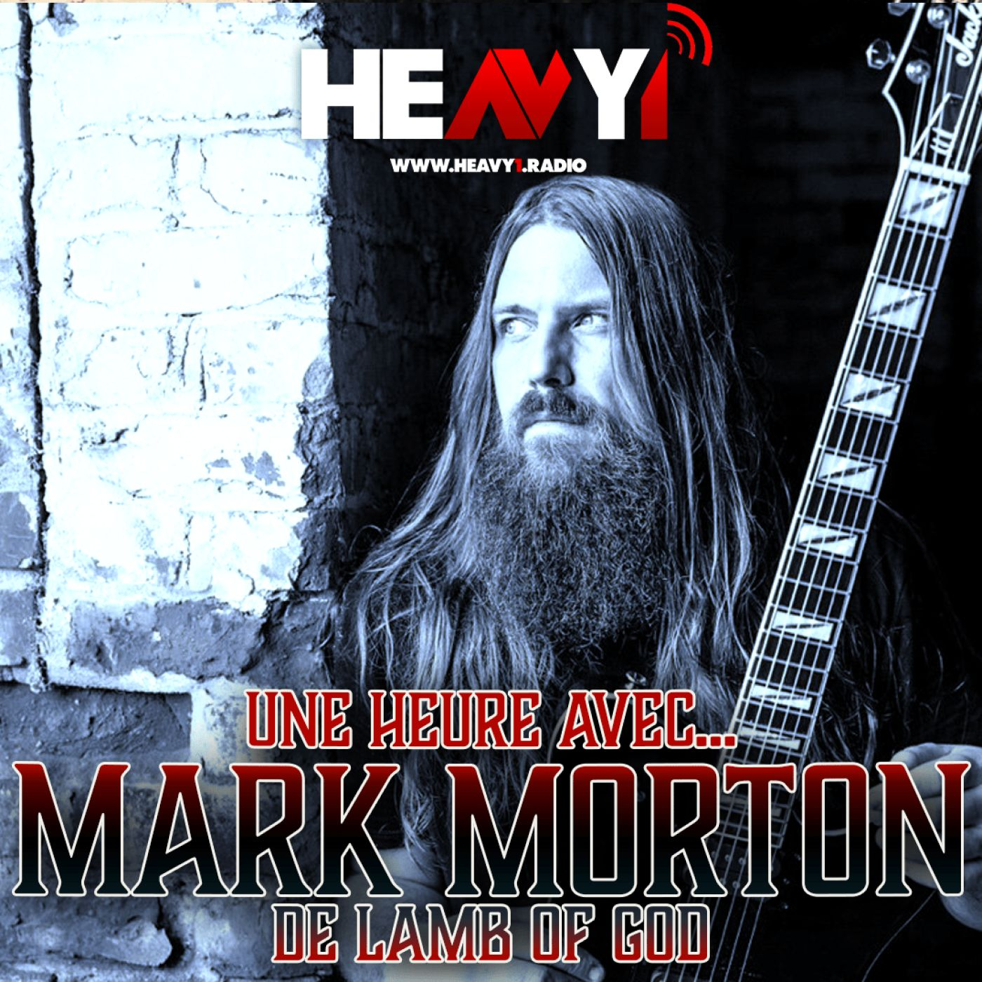 Une heure avec... Mark Morton