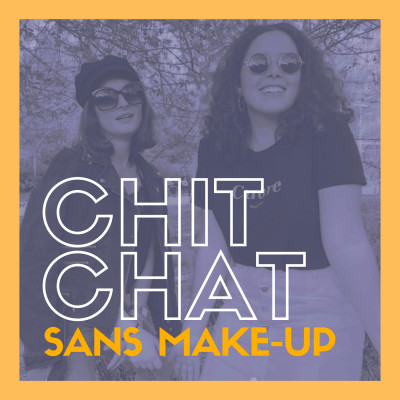 Chit Chat sans make-up cover