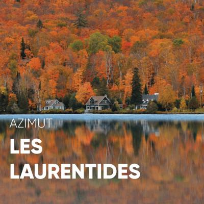Les Laurentides au Québec cover