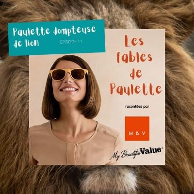 Episode 11 - Paulette dompteuse de lion cover