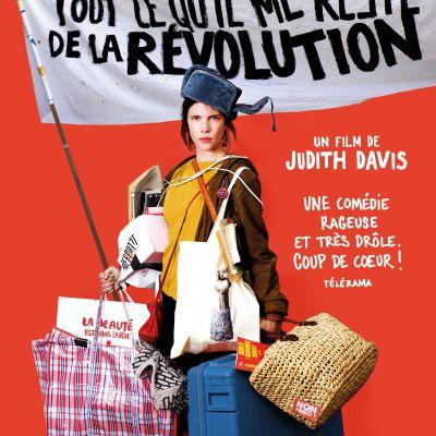 image Critique du Film TOUT CE QU'IL ME RESTE DE LA RÉVOLUTION | Cinémaradio