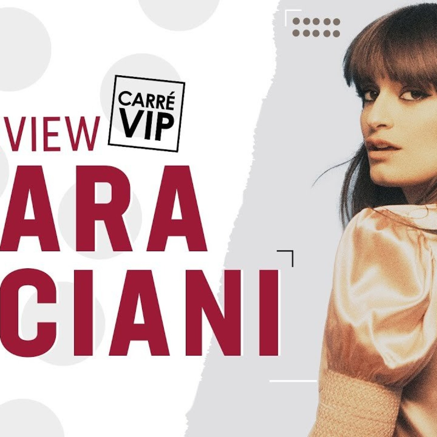 Clara Luciani l'interview Carré Vip