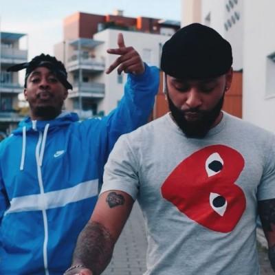 Les envies de son du duo de rappeurs Worbhe cover
