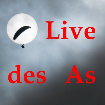 Live des As cover