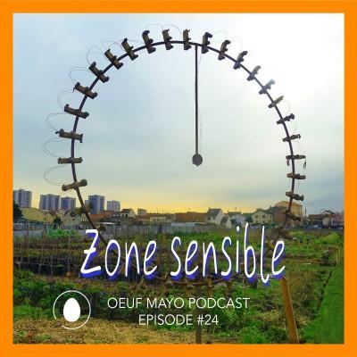 #24 Zone Sensible X Parti Poetique cover