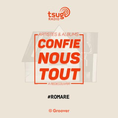 (re)Confie-nous tout avec Jean Fromageau : Romare cover